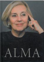 Alma. - Vilnius, 2007. Knygos viršelis